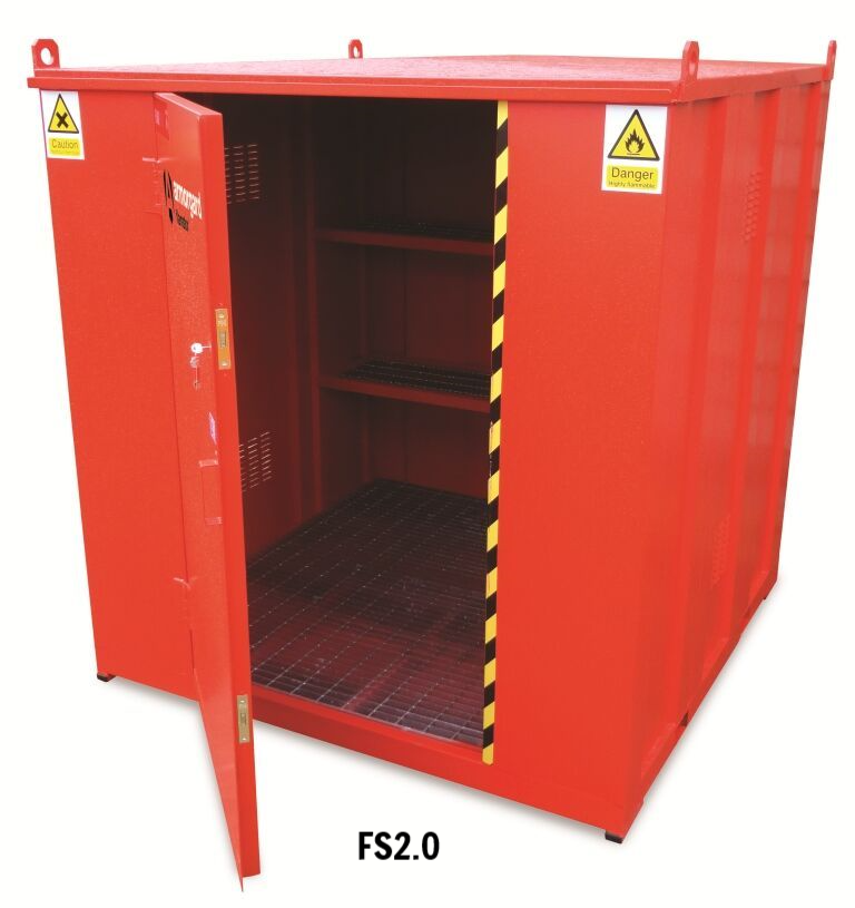 Flamstor Fire Rated Storage Units